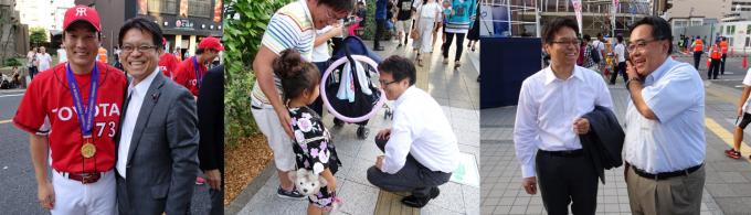おいでん祭り(7月30日)