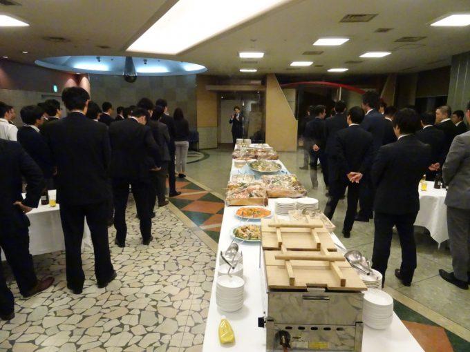 CND(全トヨタ販労連)南関東支部執行委員研修会の懇親会