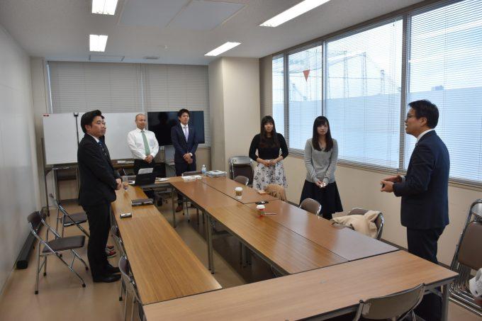 愛知トヨタ労組の会議