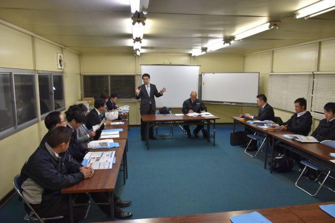 自動車総連鹿児島地協幹事会