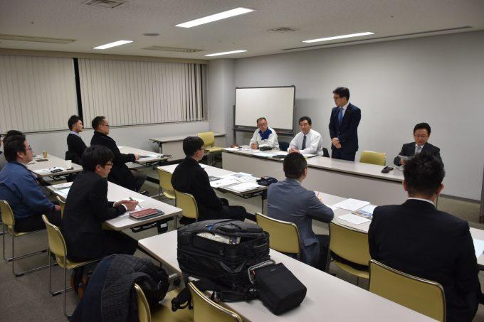 自動車総連秋田企業地協の幹事会