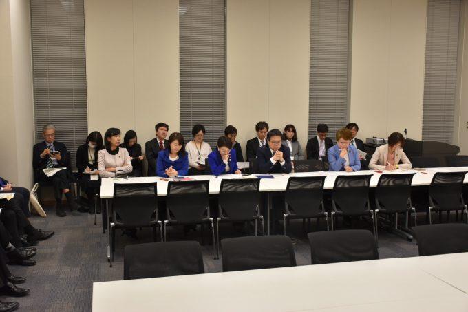 内閣部門会議