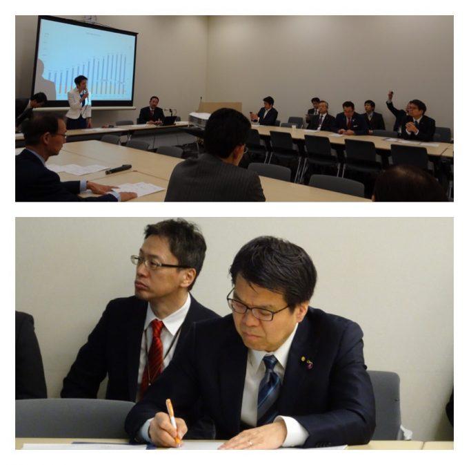 税調・財政金融部門会議