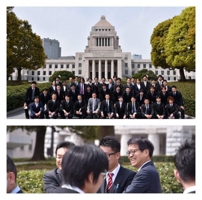 本田技研労組埼玉支部の皆さん