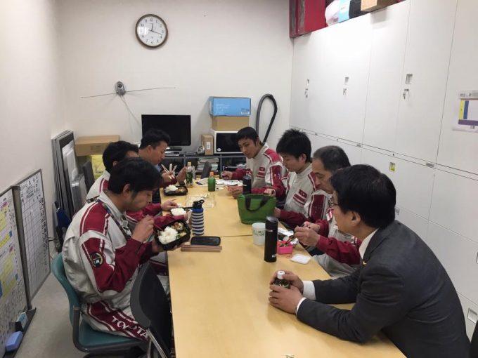 熊本県の自動車販売店で働く仲間の皆さん