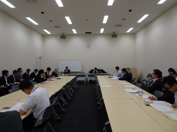 民進党財金部門会議
